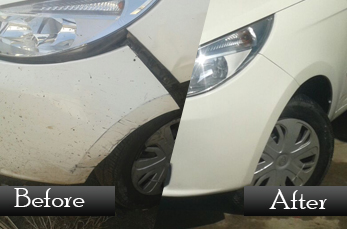 Car Scratch Painting Cost India